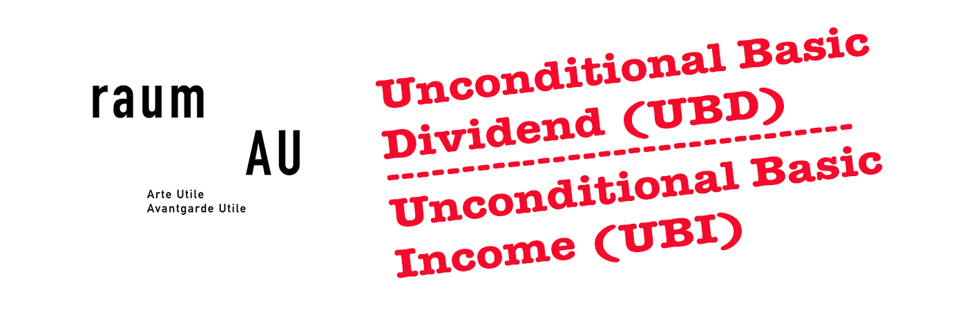 Unconditional Basic Dividend (UBD) or a Unconditional Basic Income (UBI)