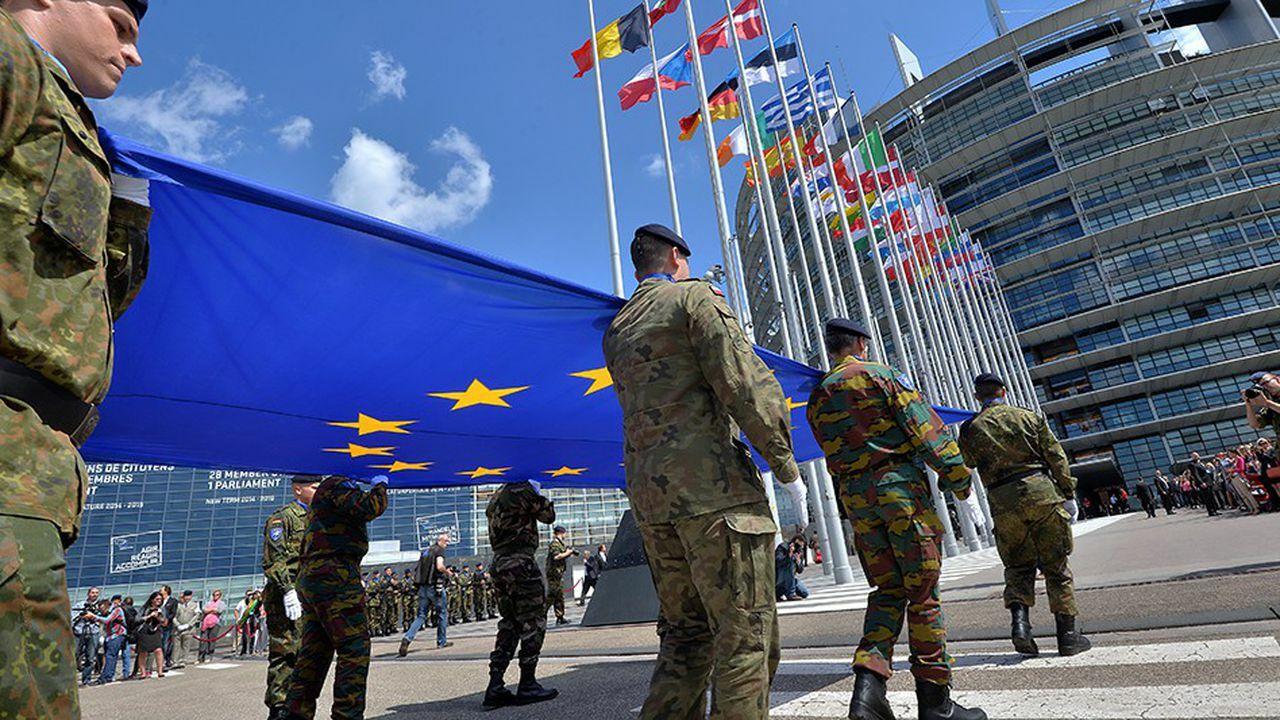 Une unité européenne dans l'armée