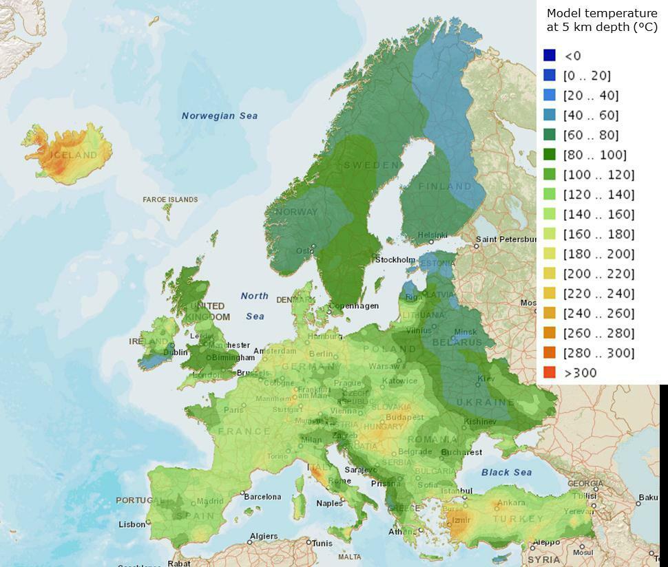 Support clean EU sourced energy for EU